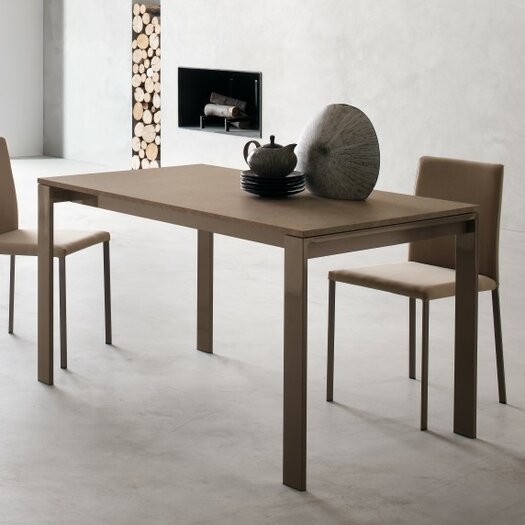Vanity Plus Extendable Dining Table
