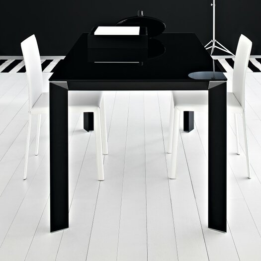 Metropolis 70.9 Extendable Dining Table