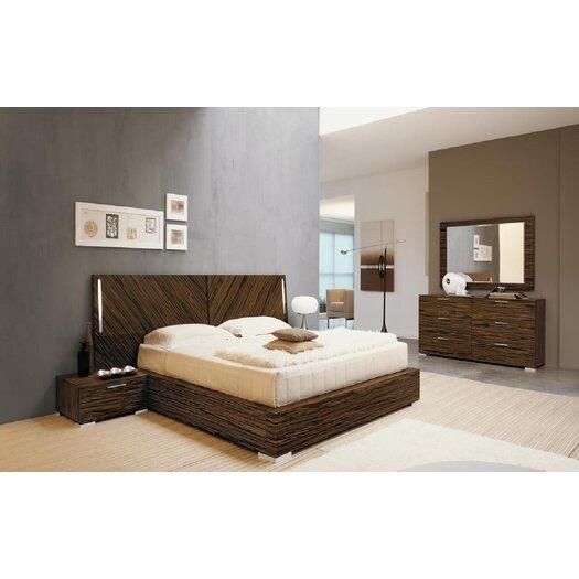 Webb Panel Customizable Bedroom Set