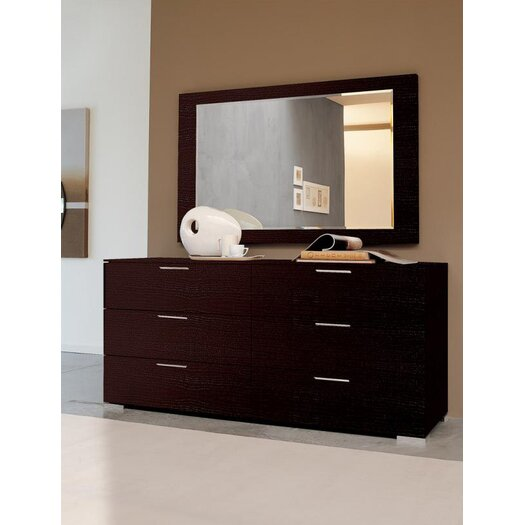 YumanMod Enter Rectangular Dresser Mirror