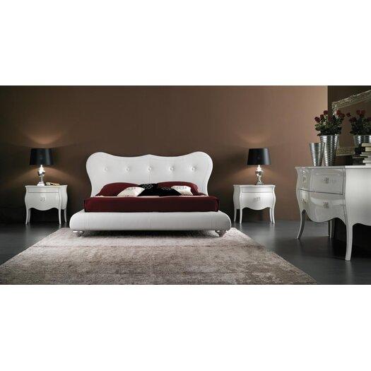 YumanMod Victoria Platform Customizable Bedroom Set