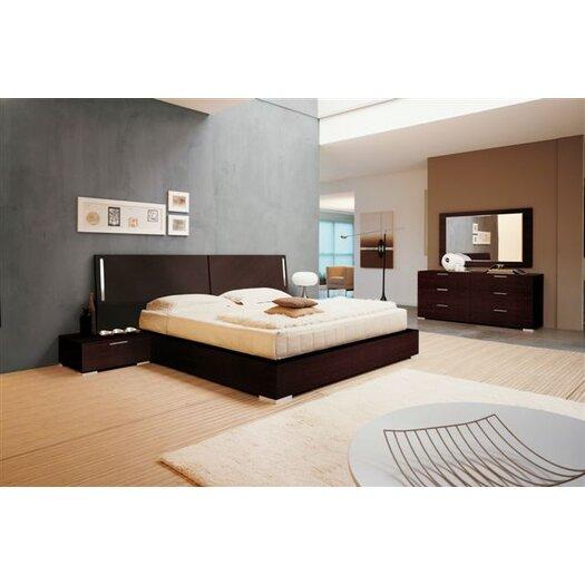 Enter Platform Customizable Bedroom Set