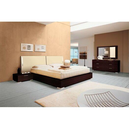 YumanMod Enter Platform Customizable Bedroom Set