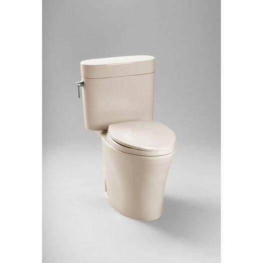 Toto Nexus 1.28 GPF Elongated 2 Piece Toilet
