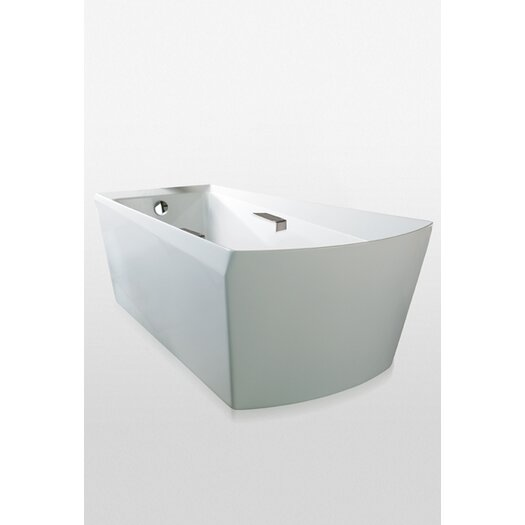 "Toto Soiree 72"" x 40""  Soaking Bathtub"