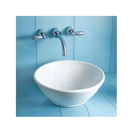 Toto Larissa Vessel Bathroom Sink with SanaGloss Glazing