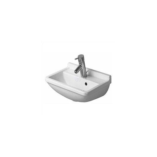 Duravit Starck 3 Handrinse Bathroom Sink