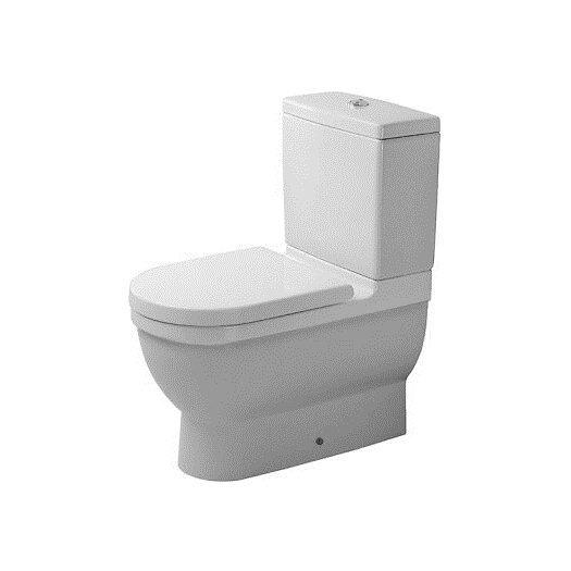 Starck 3 Washdown Round Toilet Product Photo