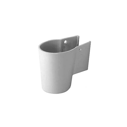 Duravit Starck 2 Philippe Siphon Cover