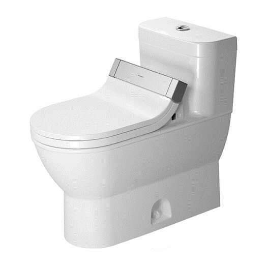 Darling New Elongated 1 Piece Toilet Product Photo