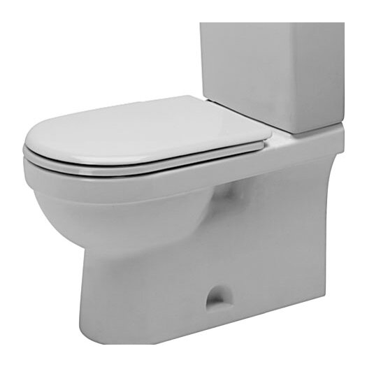 Happy D. 1.6 GPF Elongated Toilet Bowl Only Product Photo
