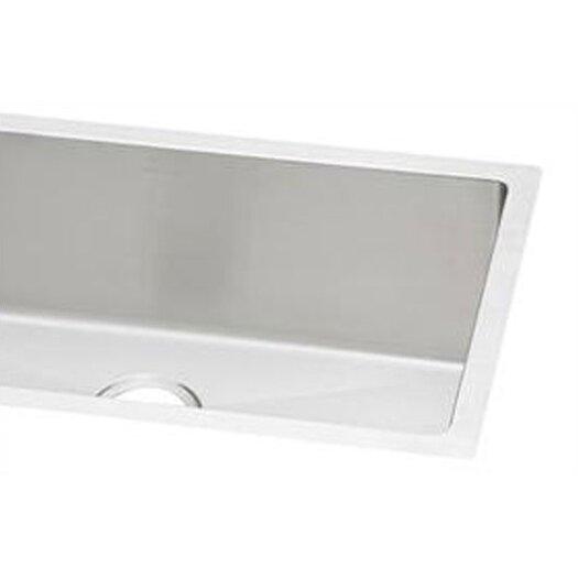 "Elkay Avado 30.5"" x 18.5"" Undermount Single Bowl Kitchen Sink"