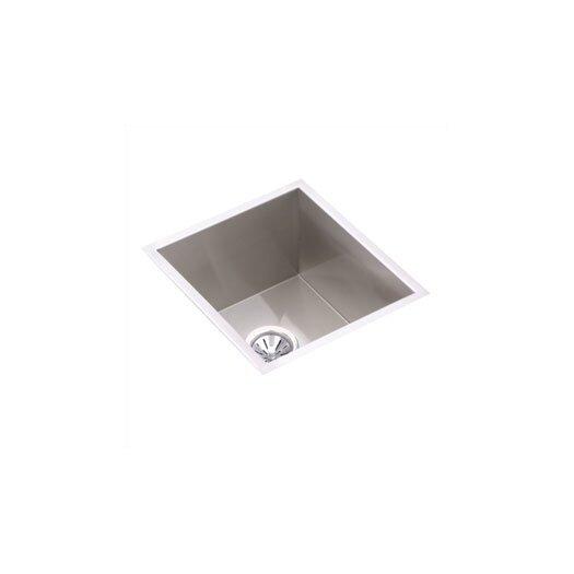 """Elkay Avado 20.5"""" x 16.5"""" Single Bowl Kitchen Sink"""