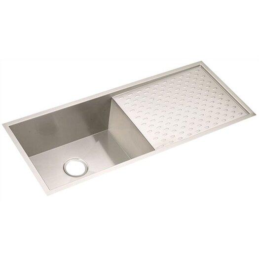 """Elkay Avado 43.5"""" x 18.25"""" Single Bowl Kitchen Sink"""