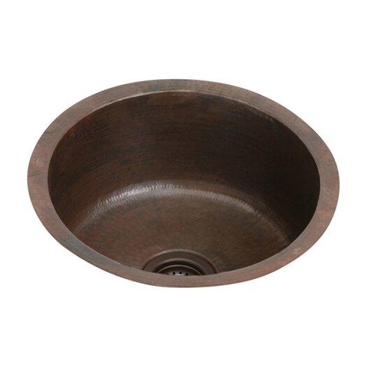 """Elkay Mystic 18.38"""" x 18.38"""" Undermount Kitchen Sink"""