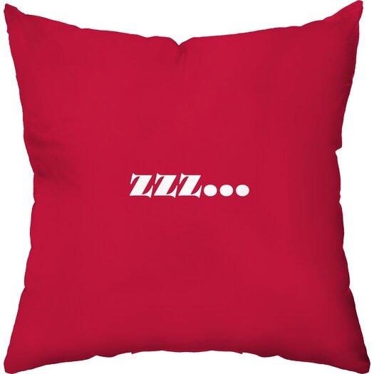 Checkerboard, Ltd Counting Sleep Throw Pillow