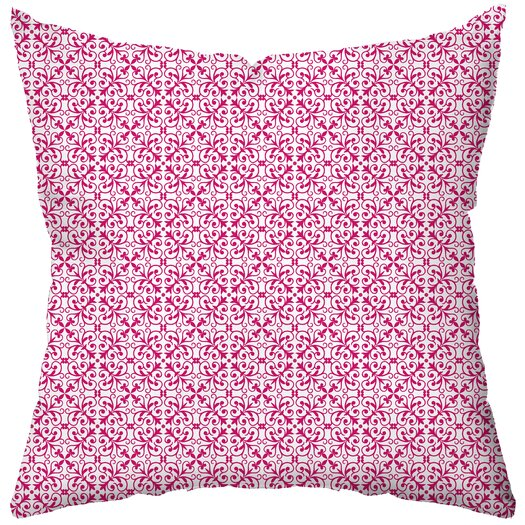 Checkerboard, Ltd Personalized Royal Treatment Throw Pillow
