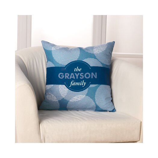 Checkerboard, Ltd Personalized Make a Wish Throw Pillow