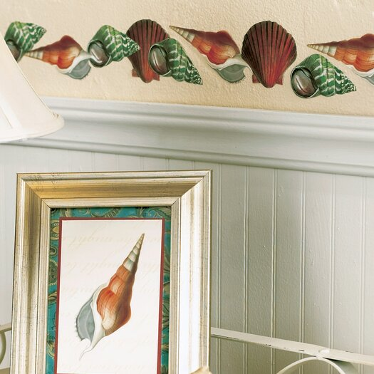 Wallies Anna Griffin Seashells Wall Decal