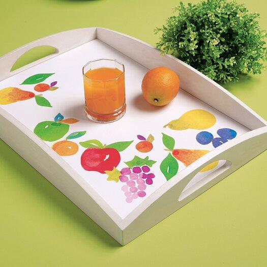 Wallies Juicy Fruit Wall Decal