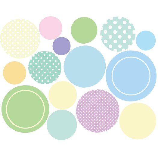 Baby Dots Wall Decal