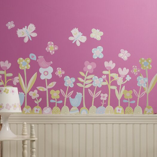 Baby Daisy Wall Decal