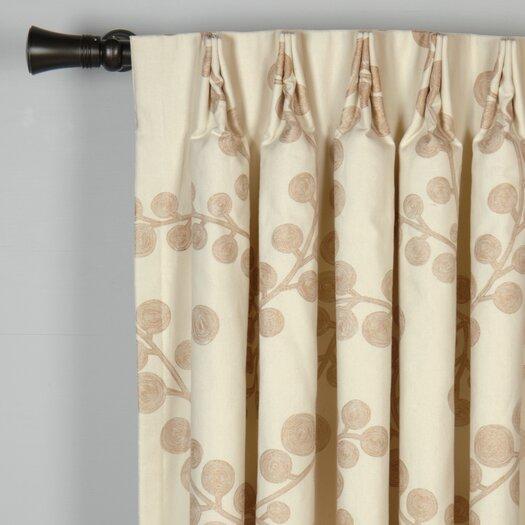 Niche Astaire Cotton Grommet Single Curtain Panel