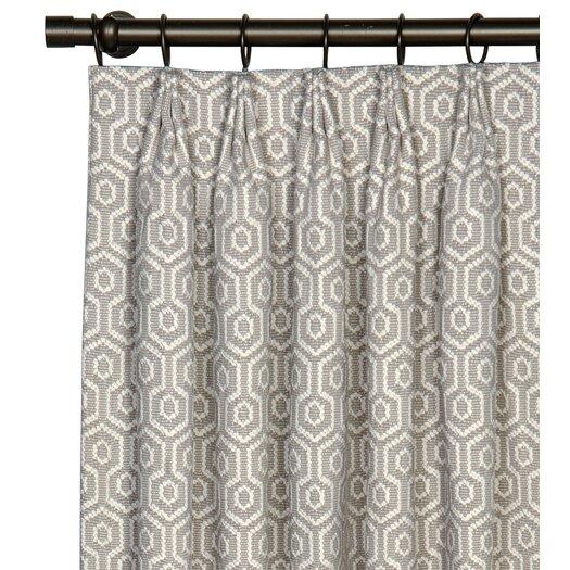 Niche Gavin Cotton Grommet Single Curtain Panel