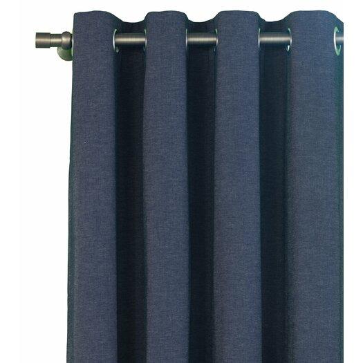 Niche Heston Grommet Single Curtain Panel