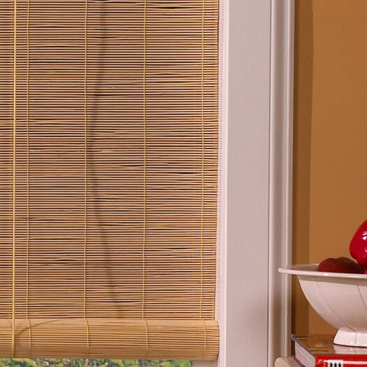 Radiance Imperial Matchstick Bamboo Roller Shade