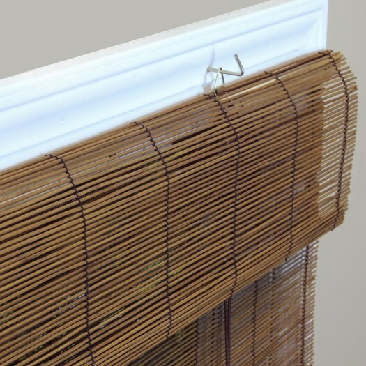 Radiance Imperial Matchstick Bamboo Roll Up Blind Allmodern