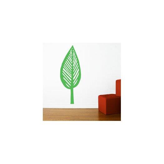 ADZif Spot Cypress Tree Wall Decal