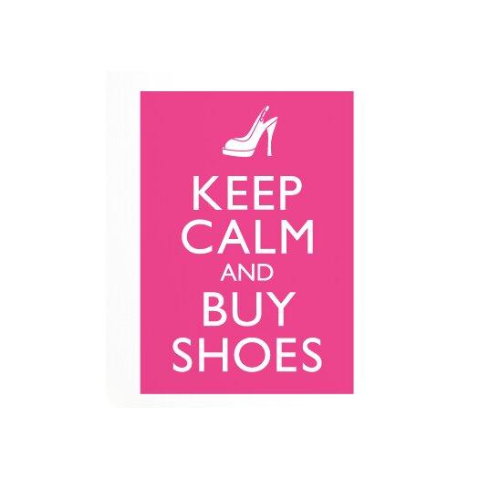ADZif Blabla Buy Shoes Wall Mural