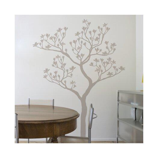 ADZif XXL Romantic Tree Wall Decal