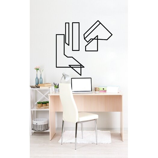 Spot Block Wall Decal