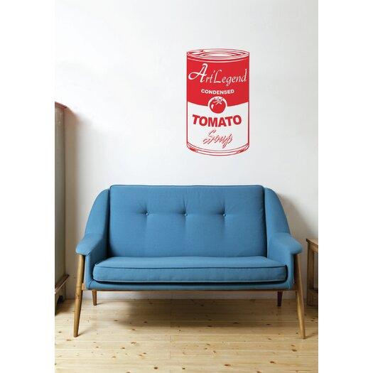 Spot Tomato Soup Wall Decal