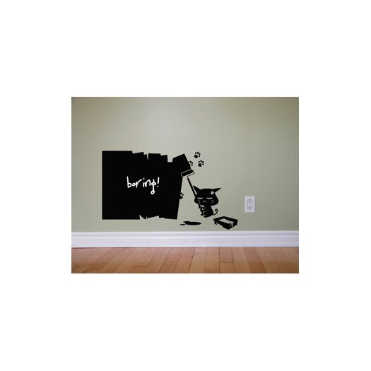 ADZif Memo Community Service Chalkboard Wall Decal