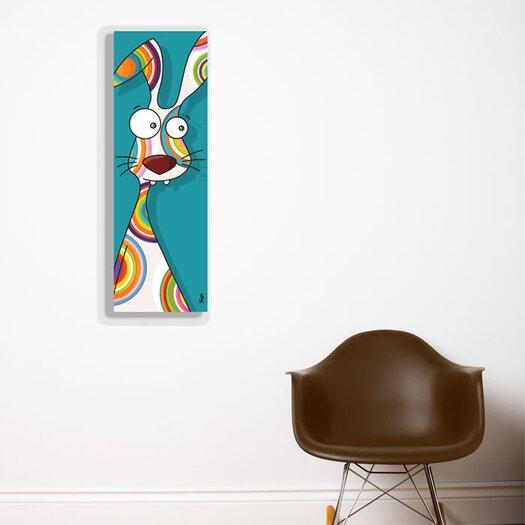 ADZif Canvas Rabbit Wall Mural