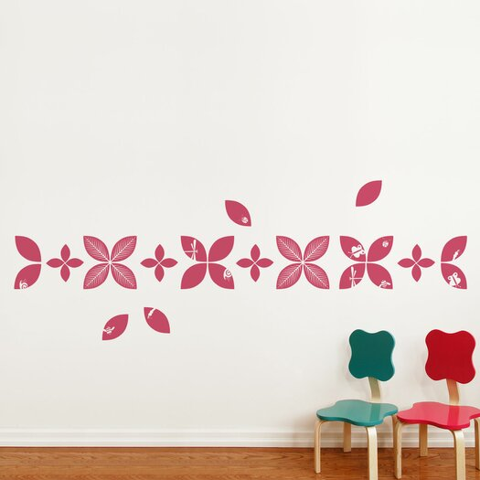 Piccolo Baby Leaves Wall Decal