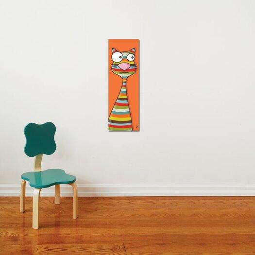 ADZif Canvas Cat Wall Mural