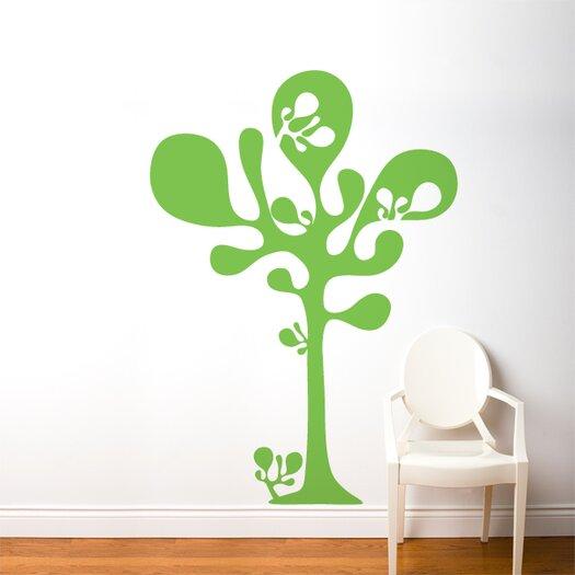 ADZif XXL Pop Tree Wall Decal