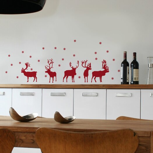ADZif Christmas Wall Decal