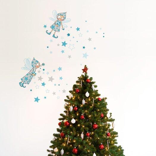 ADZif Christmas 2013 Elves Wall Decal