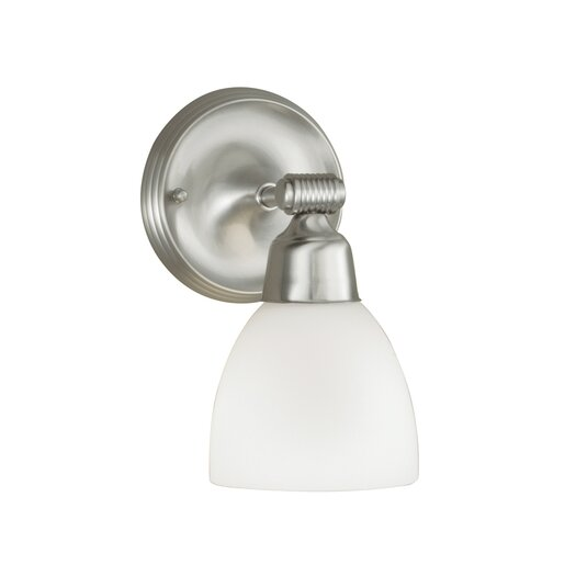 Norwell Lighting Deco 1 Light Wall Sconce
