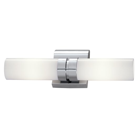 Norwell Lighting Wave 2 Light Wall Sconce