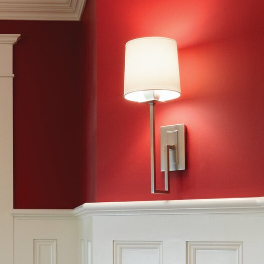 Maya Wall Light Bhs : Norwell Lighting Maya 1 Light Wall Sconce AllModern