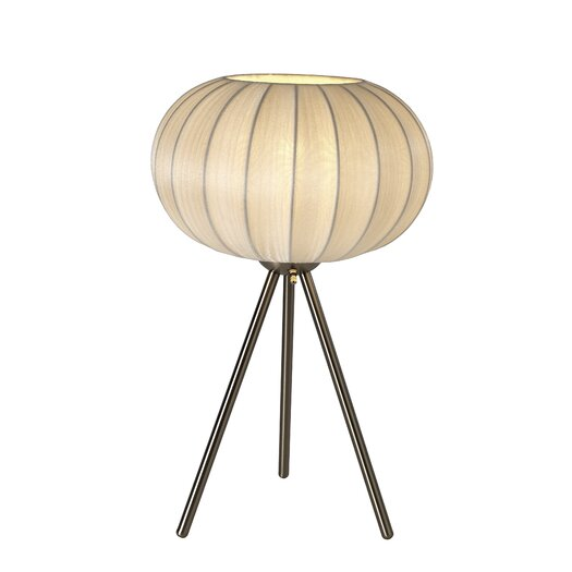 """Trend Lighting Corp. Shanghai 22.5"""" H Table Lamp with Sphere Shade"""