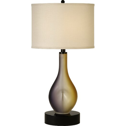 "Trend Lighting Corp. Twilight 31"" H Table Lamp with Drum Shade"