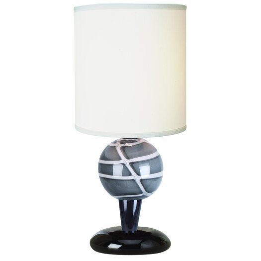 """Trend Lighting Corp. Mystic Accent 21"""" H Table Lamp with Drum Shade"""