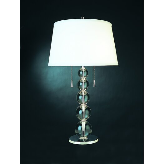 """Trend Lighting Corp. Palla 28.5"""" H Table Lamp with Drum Shade"""